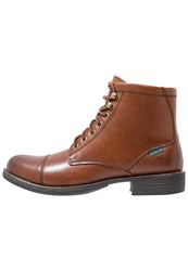 Eastland High Fidelity Laceup Boots Tan