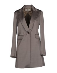 Adele Fado Queen Coats And Jackets Coats Women Khaki