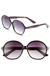 Women's Vince Camuto 59Mm Round Sunglasses Black Tortoise Online Only