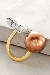 Berry Brass And Clay Ring Copper