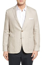 Peter Millar Men's Cape Linen Sport Coat