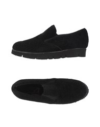 Le Stelle Loafers Black