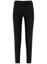 Gloria Coelho Belted Legging Black