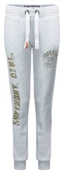 Superdry Athletic Sparkle Joggers Grey