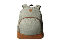 Roxy Fairfield Backpack Recruit Olive Backpack Bags