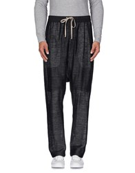 Rick Owens Trousers Casual Trousers Men Steel Grey