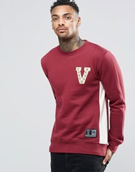 Majestic Vancouver Canucks Sweatshirt Red