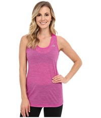 New Balance Performance Merino Tank Top Azalea Women's Sleeveless Pink