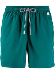 Mc2 Saint Barth Pantone Bayberry Swimming Shorts Green