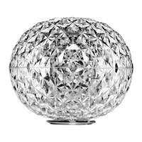Kartell Planet Low Table Lamp Crystal