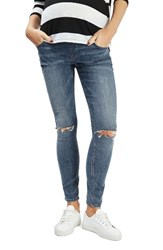 Topshop Women's Jamie Stretch Maternity Jeans