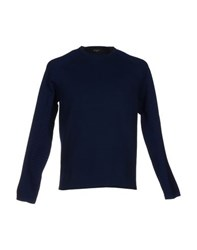 Ports 1961 Knitwear Jumpers Men Dark Blue