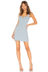 Elliatt Tropic Dress Blue