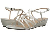 Paradox London Pink Opulent Ivory Women's Wedge Shoes White