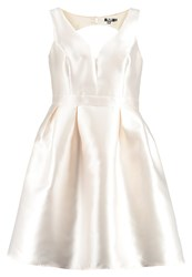 Chi Chi London Curvy Carmen Cocktail Dress Party Dress Pale Pink Rose