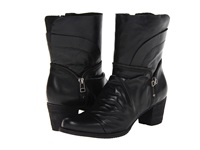Walking Cradles Little Black Soft Any Leather Women's Boots