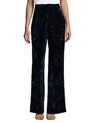Torn By Ronny Kobo Janessa Wide Leg Pants Blue