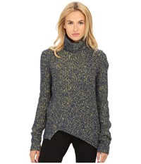 Marc By Marc Jacobs Theral Turtleneck Sweater Sulphur Multi