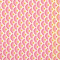 Pip Studio Bloomingtales Fitted Sheet Pink Double