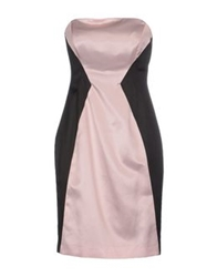 Gattinoni Short Dresses Pink