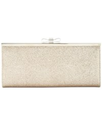Inc International Concepts Carolyn Glitter Clutch Only At Macy's Gold