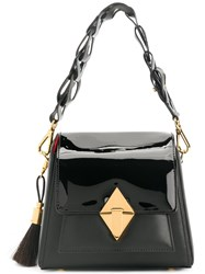 Me Moi Virna Crossbody Bag Black