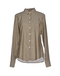 Boy By Band Of Outsiders Shirts Ocher