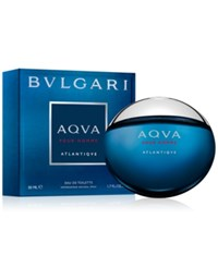 Bulgari Bvlgari Aqua Atlantique Eau De Toilette Spray 1.7 Oz No Color