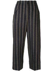 Nehera Priev Cropped Trousers Brown