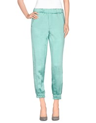 Jijil Trousers Casual Trousers Women Light Green