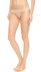 Cosabella Ever Low Rise Thong Blush