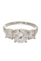 Ariella Collection 3 Stone Ring
