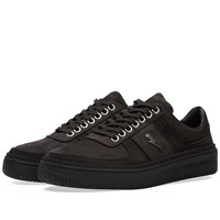 Neil Barrett Basketball Sneaker Black