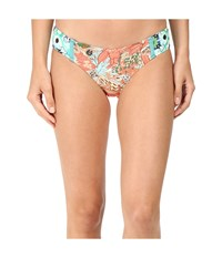 Maaji Neatokeen Greens Signature Cut Bottoms Green Women's Swimwear