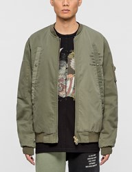 10.Deep Surplus Aviator Jacket