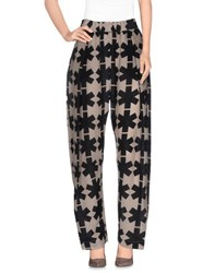 Vivienne Westwood Anglomania Trousers Casual Trousers Women Khaki