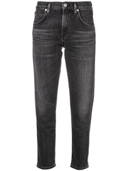 Citizens Of Humanity Cropped Jeans Black