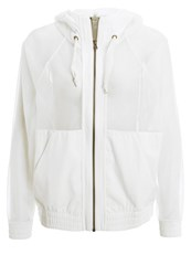 Reebok Faves Tracksuit Top White