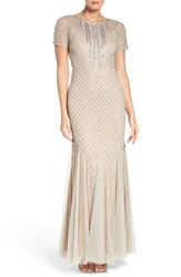 Adrianna Papell Women's New Diamond Gown
