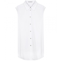 Acne Studios Clio Sleeveless Cotton Top
