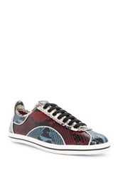 Marc By Marc Jacobs Greenwich Retro Sneaker Blue