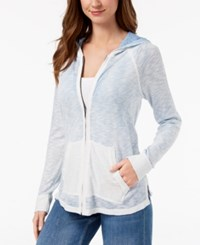 Styleandco. Style Co Hoodie Top Stillwater