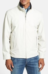 Men's Rainforest Waterproof And Windproof Bomber Smoke
