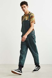 Bdg Overdyed Canvas Overall Green