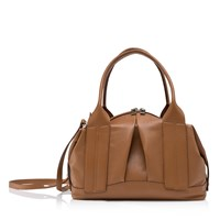 Joanna Maxham Cast Away Ii Medium Satchel Cognac