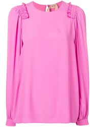 N 21 No21 Floaty Blouse Pink