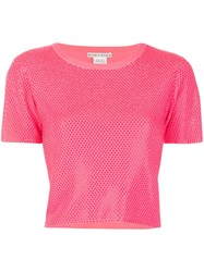 Alice Olivia Crystal Accent Top 60