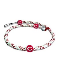 Game Wear Cincinnati Reds Frozen Rope Necklace Team Color