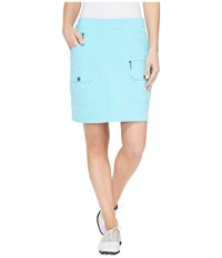 Jamie Sadock Airwear Light Weight 18 In. Skort Nirvana Women's Skort Multi