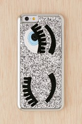 Urban Outfitters Bella Eye Iphone 6 6S Case Silver